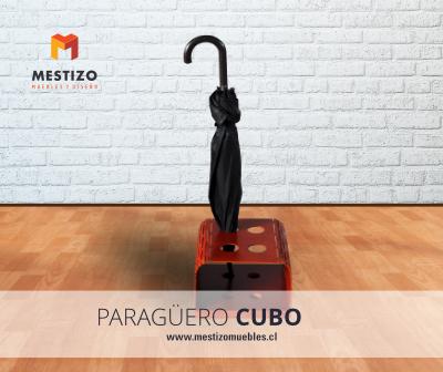 Paraguero-cubo