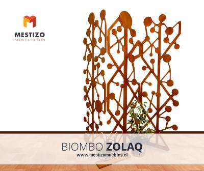 Biombo-zola