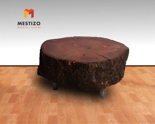 mesa-tronco